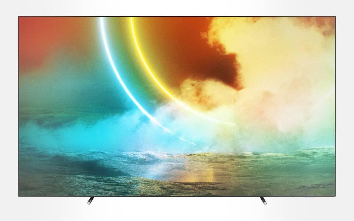 TV OLED Philips 55OLED705 en promotion
