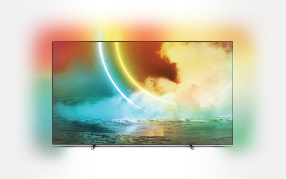 TV OLED Philips OLED705