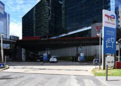 TotalEnergies station 100% électrique Defense 92