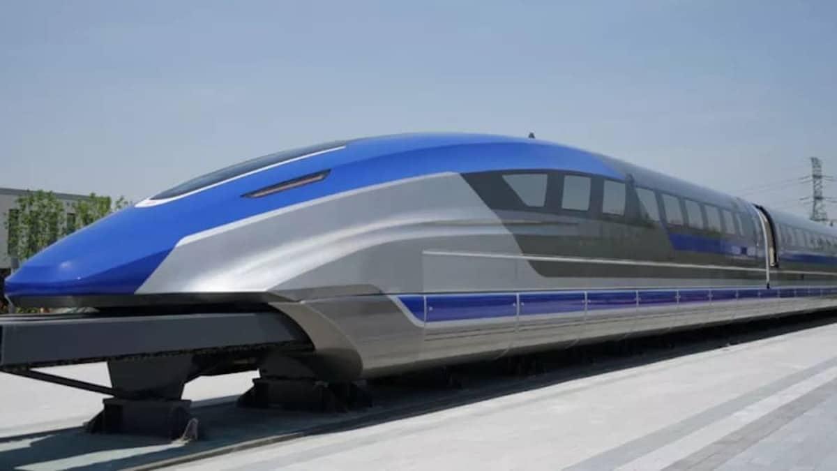 chine train maglev crrc