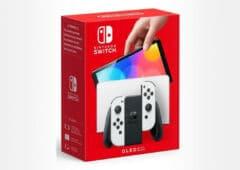 console nintendo switch modele oled nouvelle v