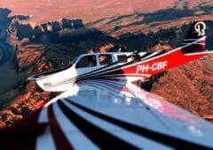 flight simulator helico