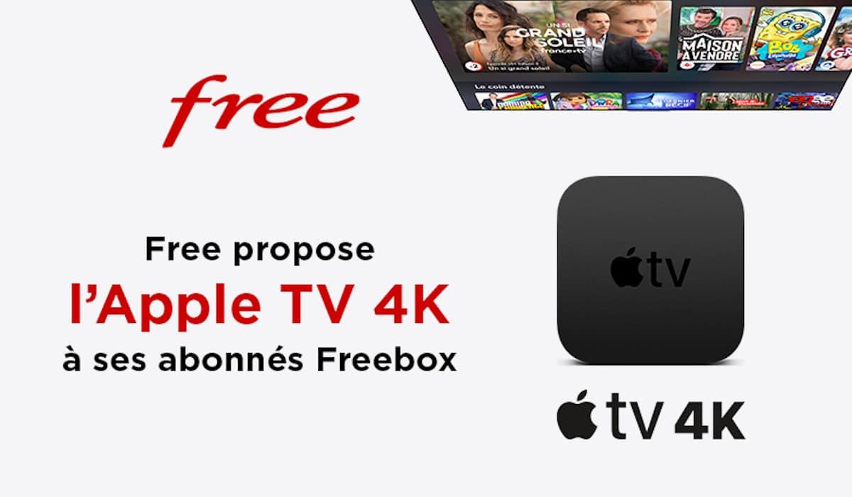 freebox pop delta apple tv 4k