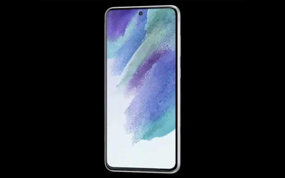 galaxy s21 fe design coloris