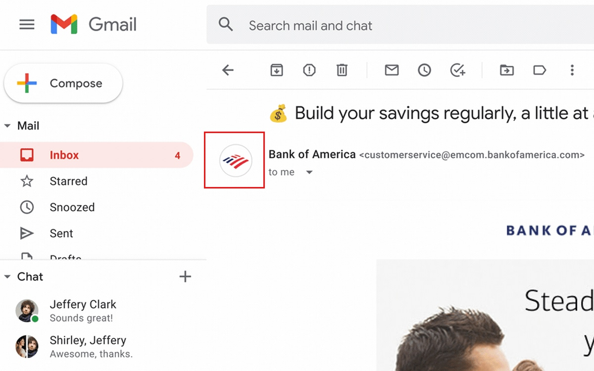 gmail bimi