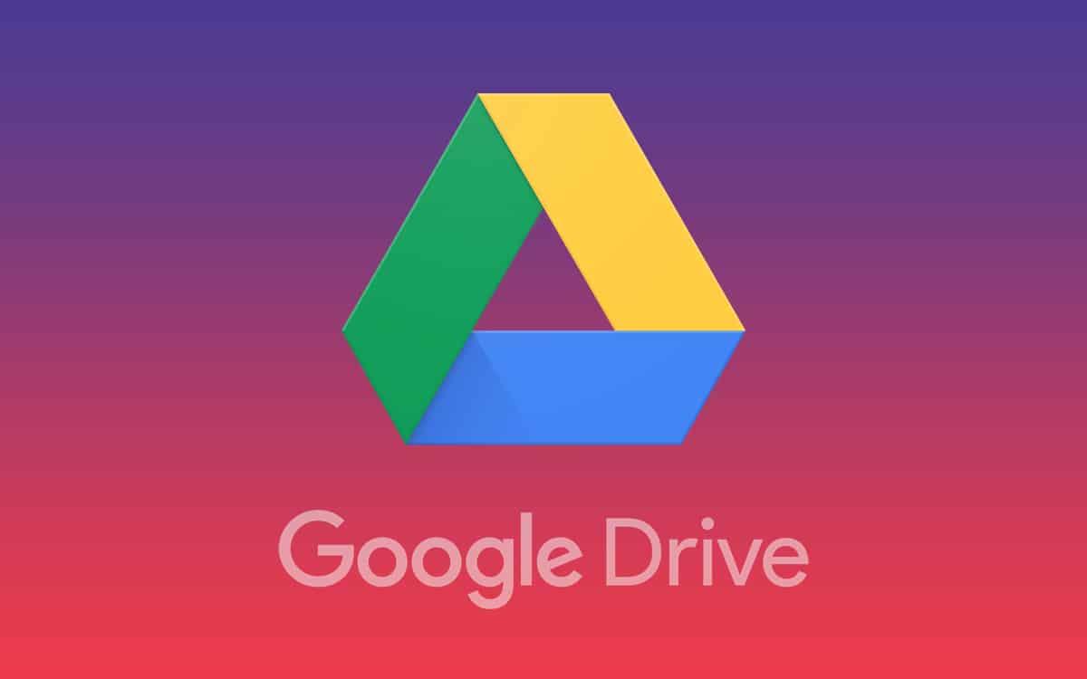 google drive spam