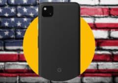 google pixel 4a police