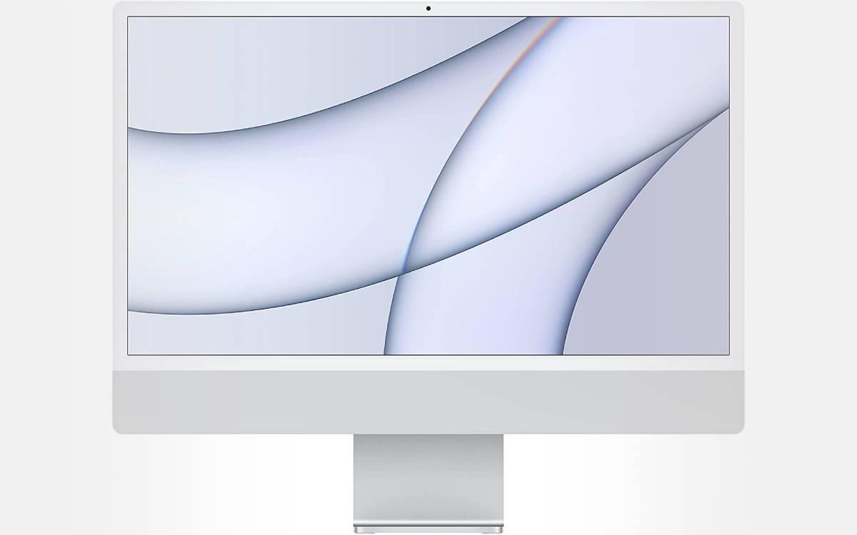 iMac avec puce M1 en promotion