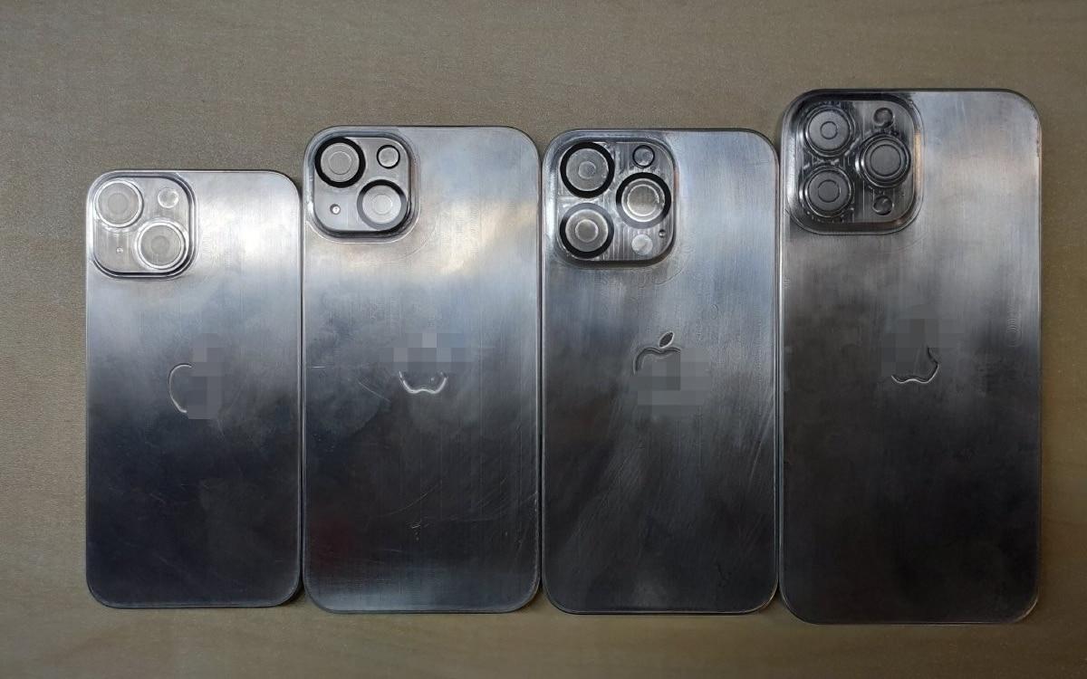 iPhone 13 maquettes copie