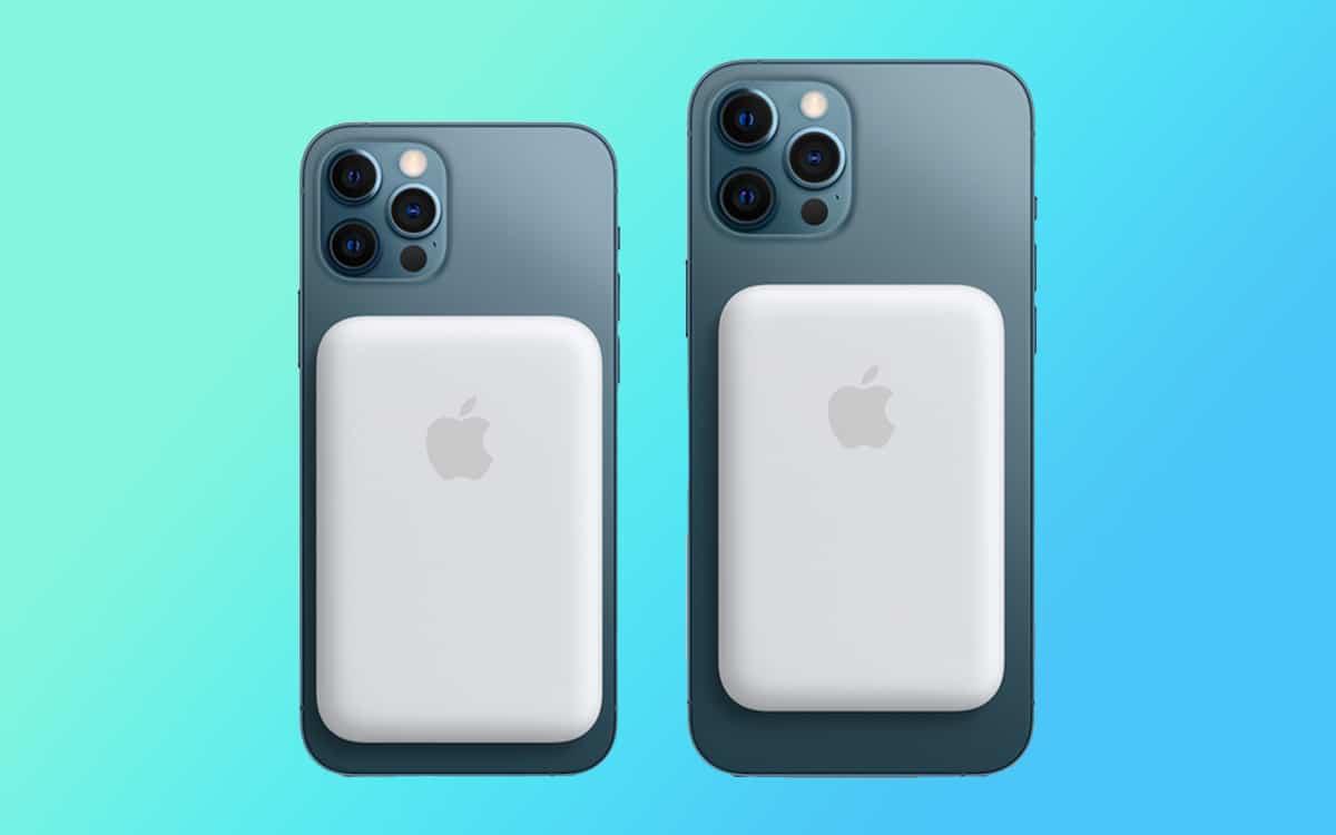 iphone 12 batterie externe magsafe