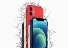 iphone 12 eau résistance garantie