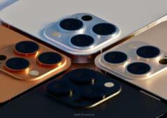 iphone 13 pro max coloris