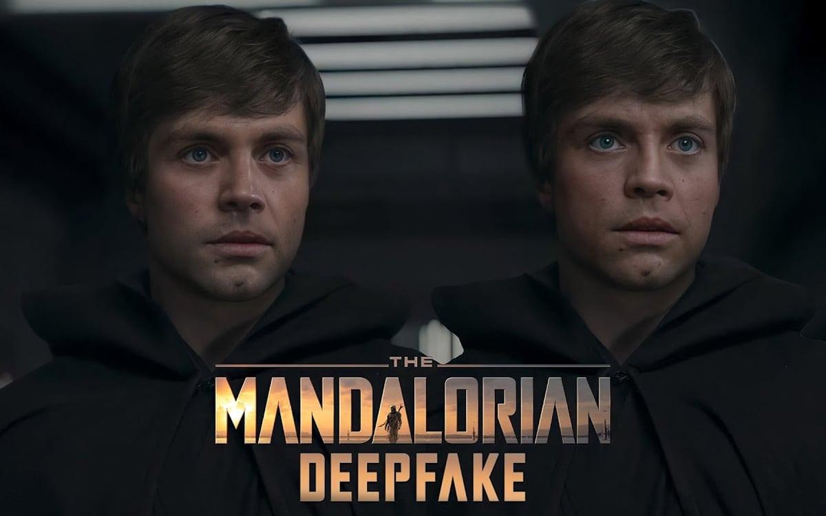 mandalorian deepfake