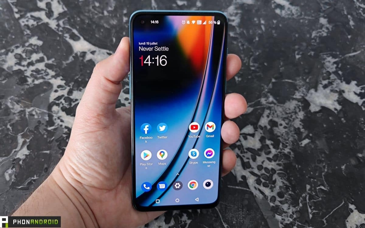 oneplus nord deux