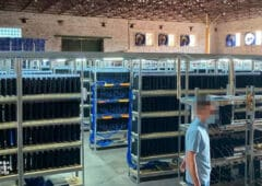 ps4 miner cryptomonnaies