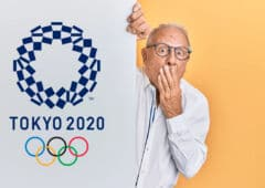 tokyo 2020 bourde mot de passe