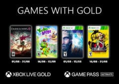 xbox games with gold aout