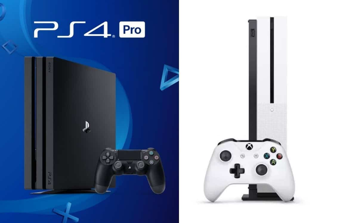 ps4 xbox penurie