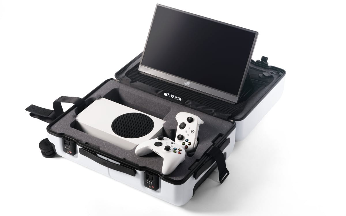 xbox series s valise july