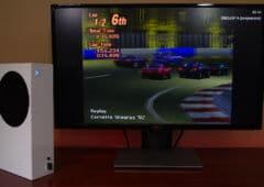 Duckstation emulateur PS1 sur Xbox Series X