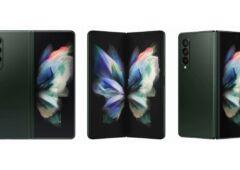 Galaxy Z Fold 3 vert