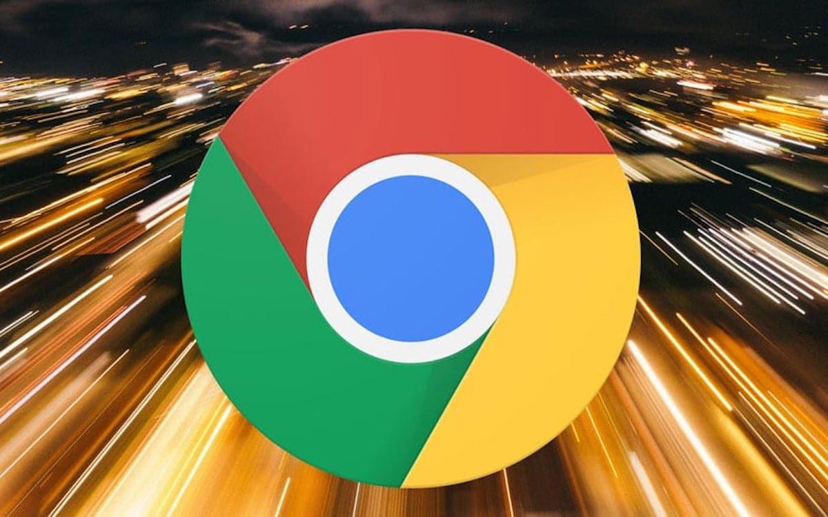 Google chargement sites web