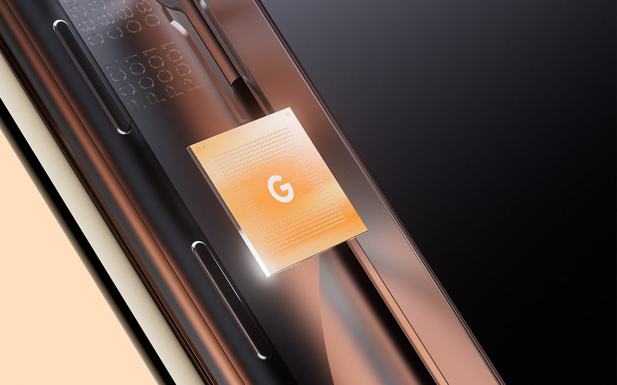 Google Tensor Pixel 6