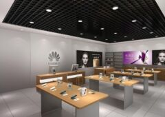 Huawei magasin