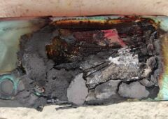 OnePlus Nord 2 qui a explosé
