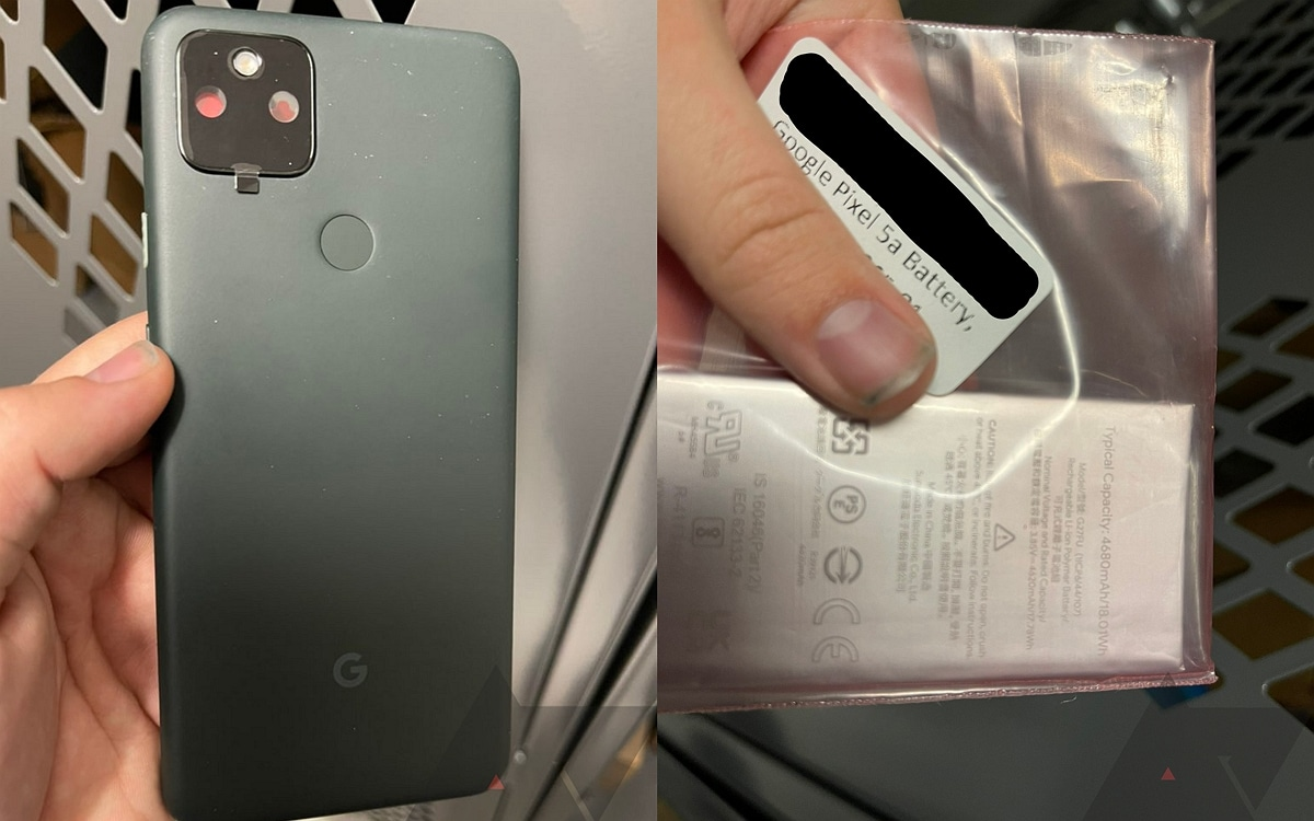 Pixel 5a Android Authority