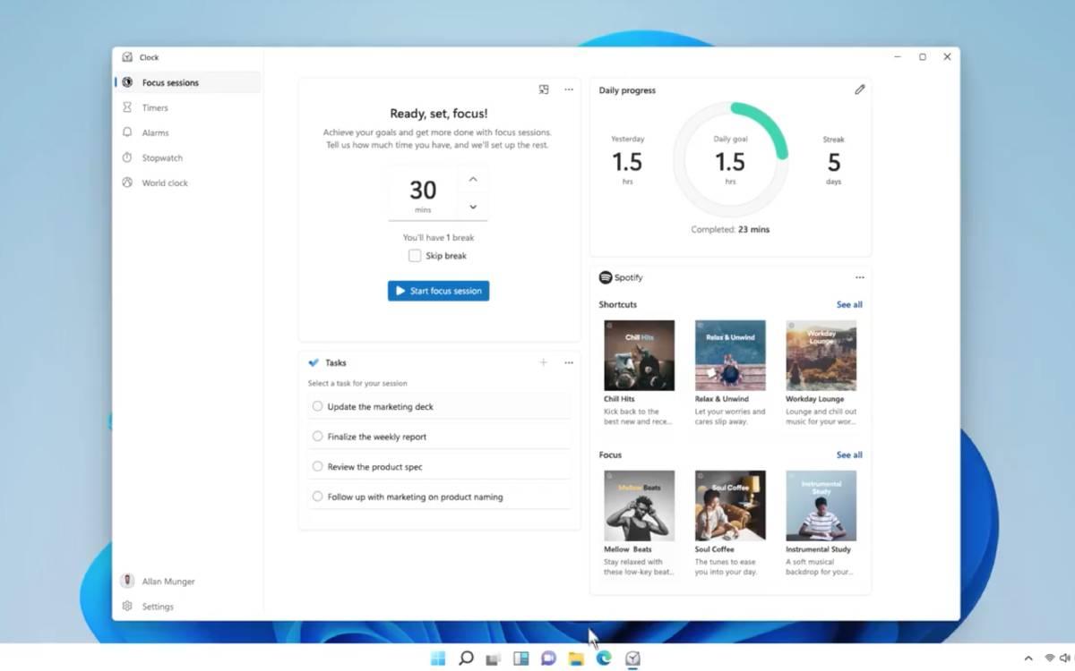 Windows 11 Spotify