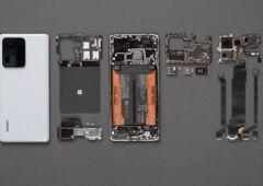 Xiaomi MIX 4 composants