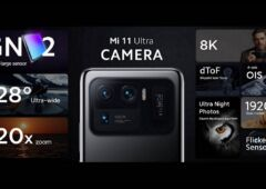 Xiaomi Mi 11 Ultra caméra