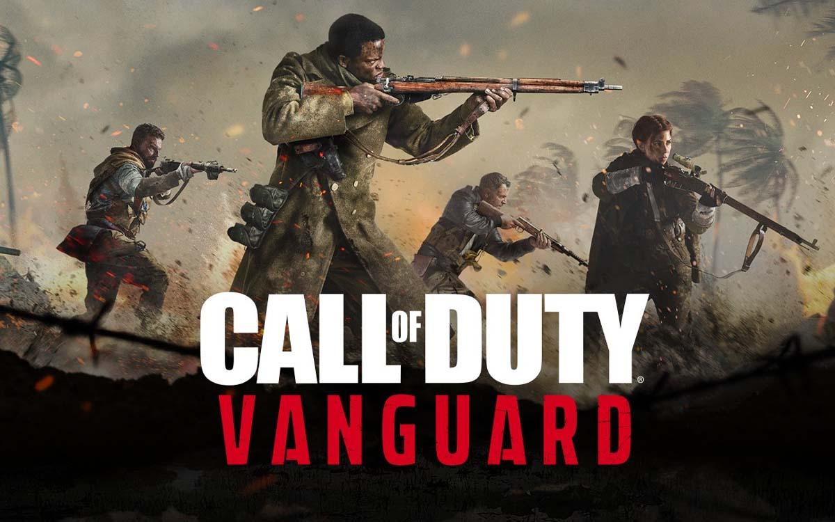 cod vanguard trailer
