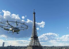flight simulator volocopter