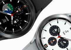 galaxy watch4 montre connectee