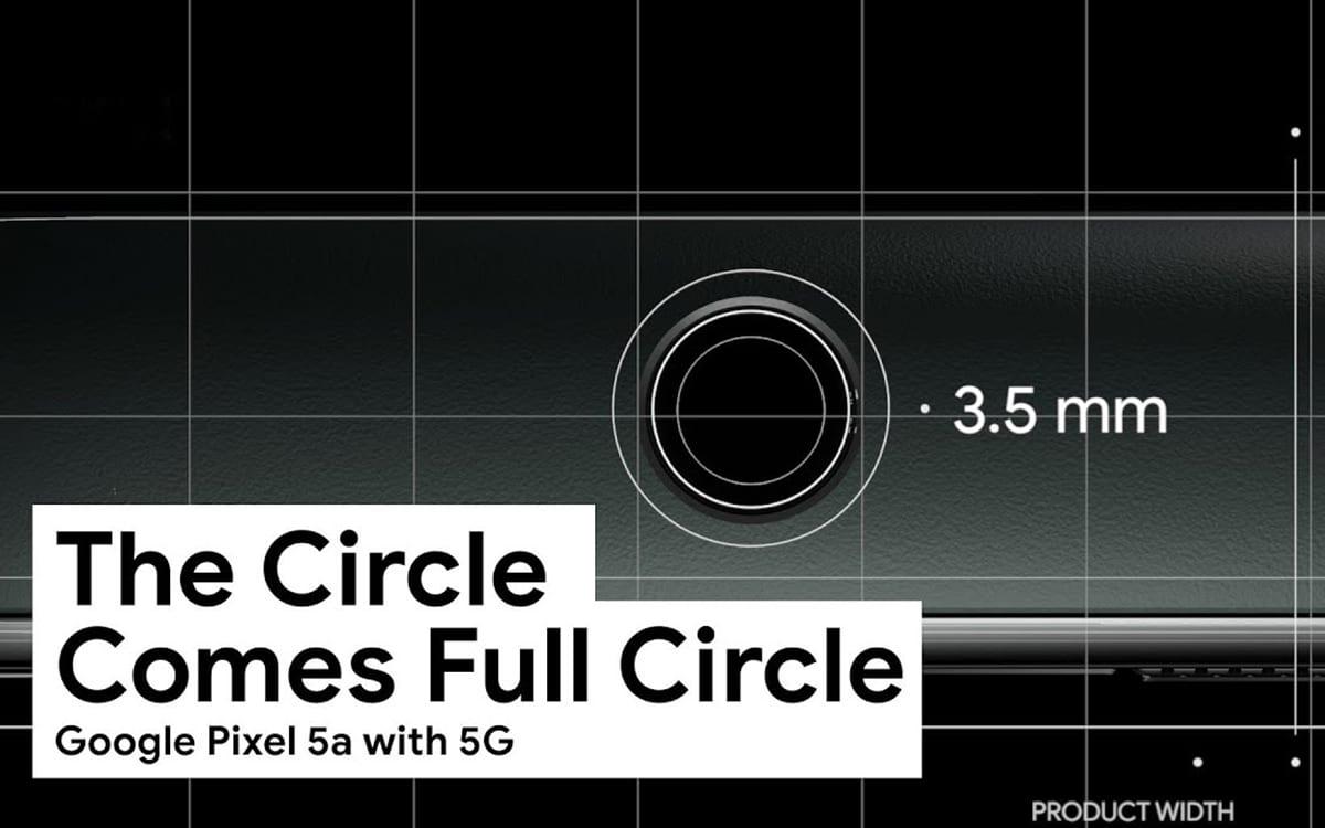 google moque apple pixel 5a