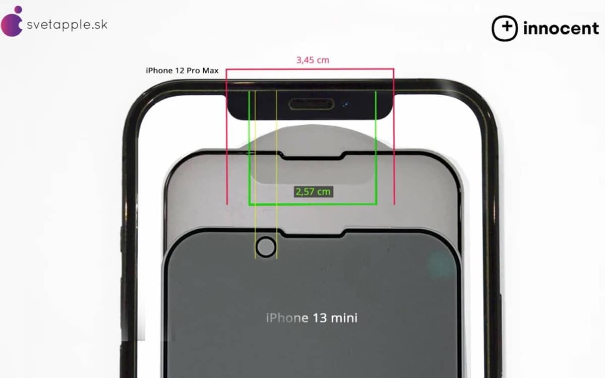 iphone 13 pro encoche