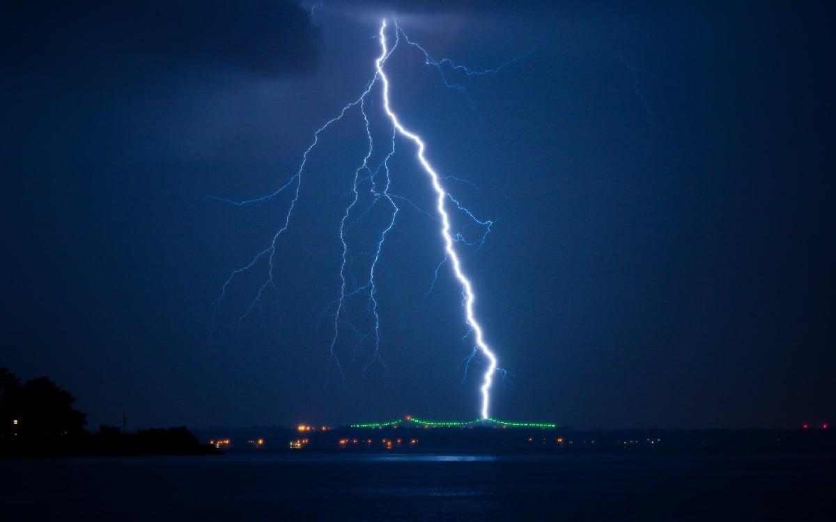 orage foudre