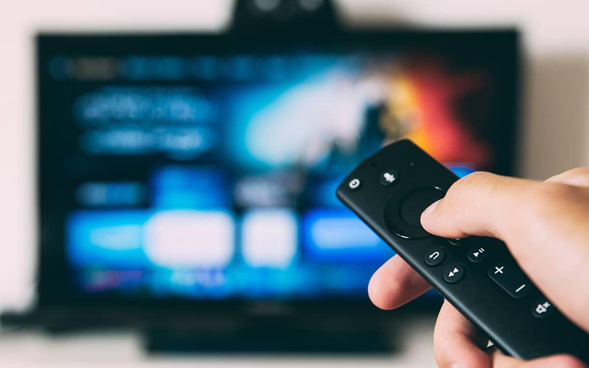 smart tv telecommande