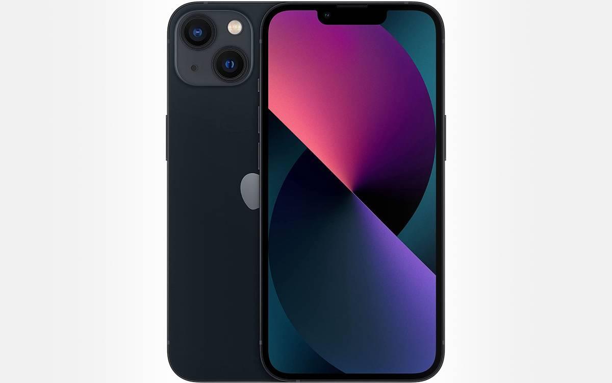 iPhone 13 en promotion