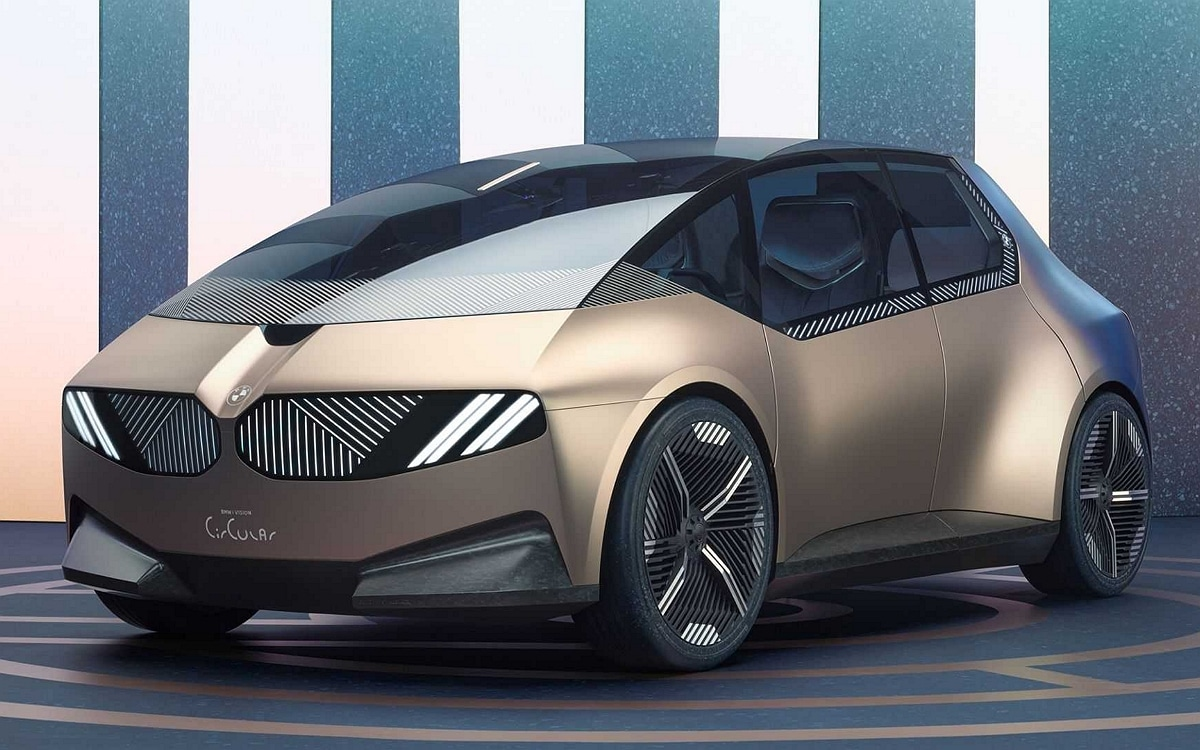 BMW i Vision Circular extérieur
