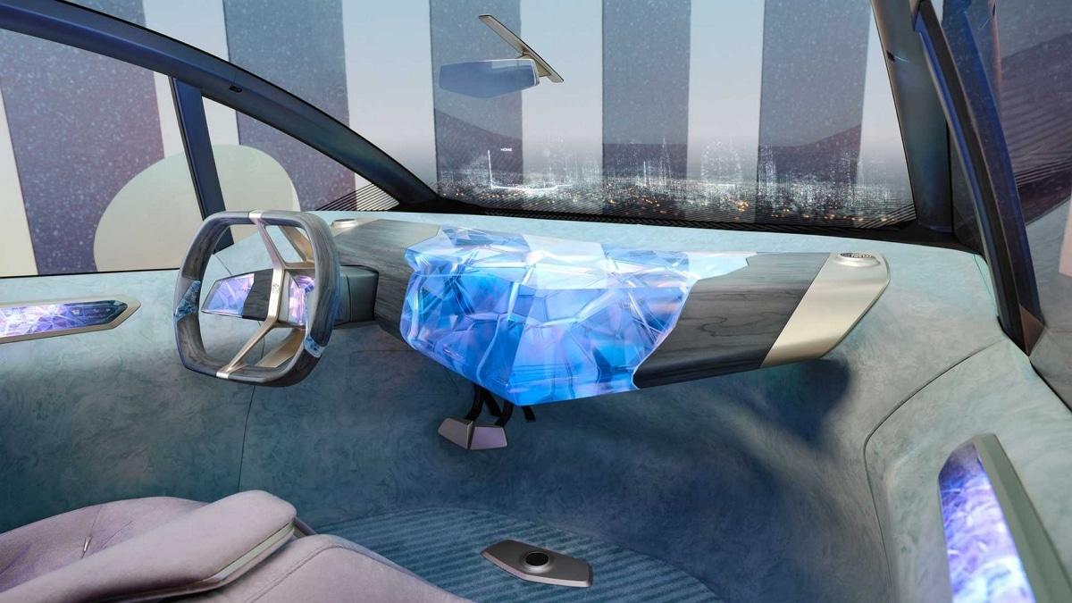 BMW i Vision Circular intérieur