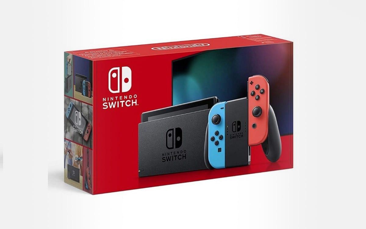 Baisse de prix Nintendo Switch