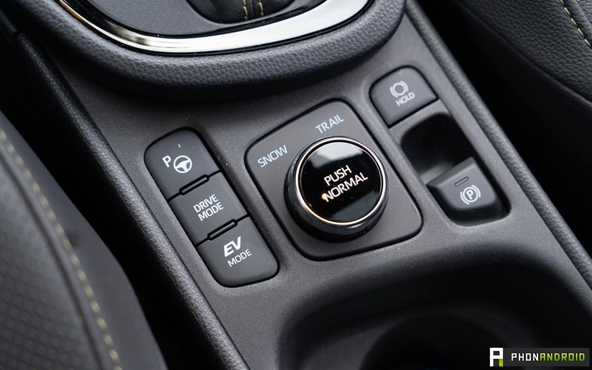 Toyota Yaris Cross USB