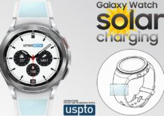 Galaxy Watch solaire