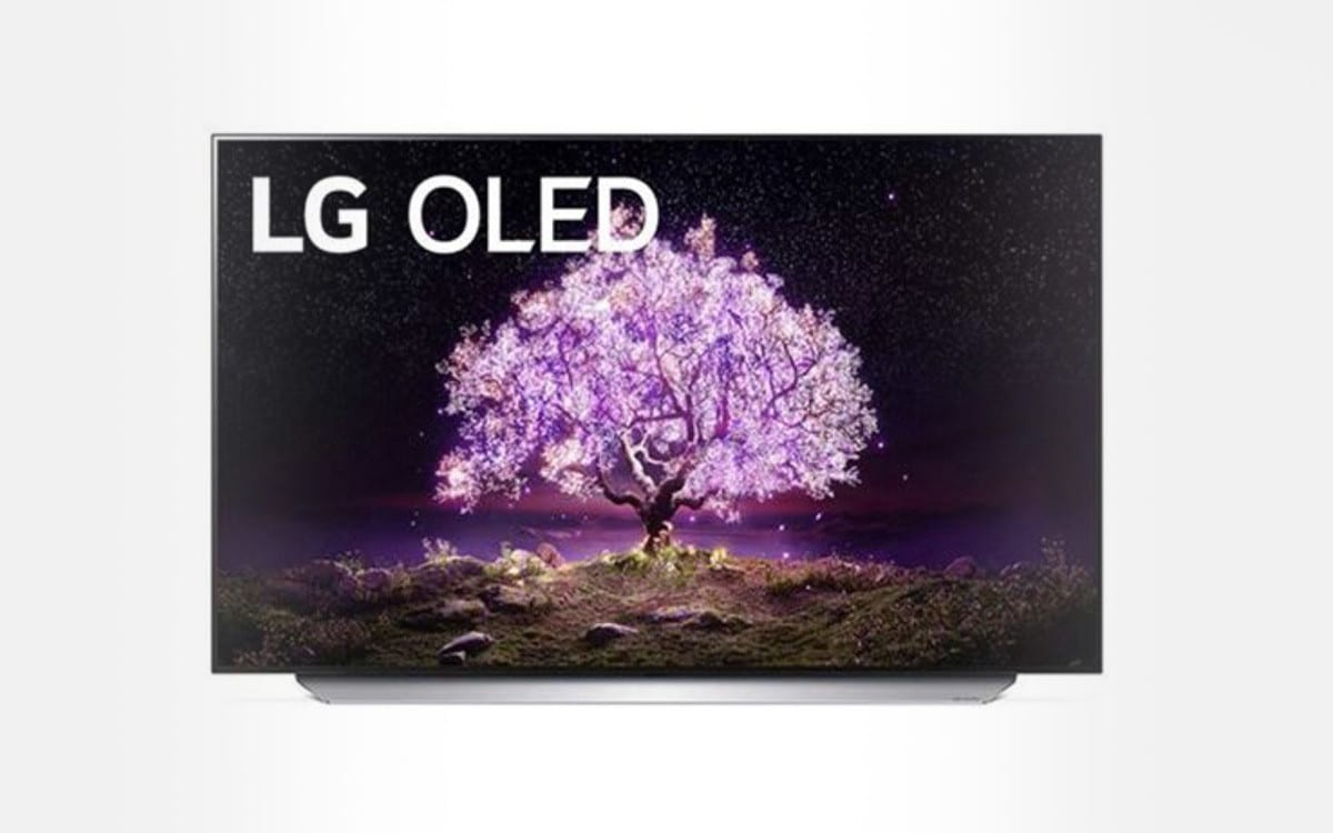 LG OLED 55C1