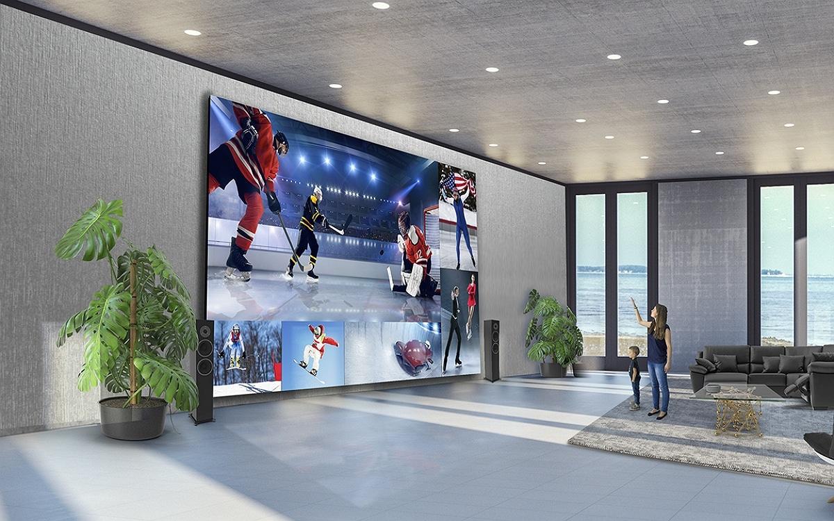 LG TV Direct View LED