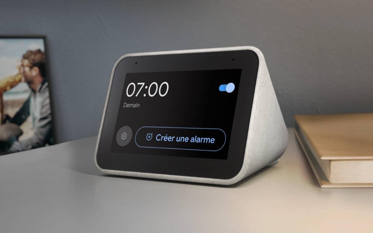 Lenovo Smart Clock à prix réduit