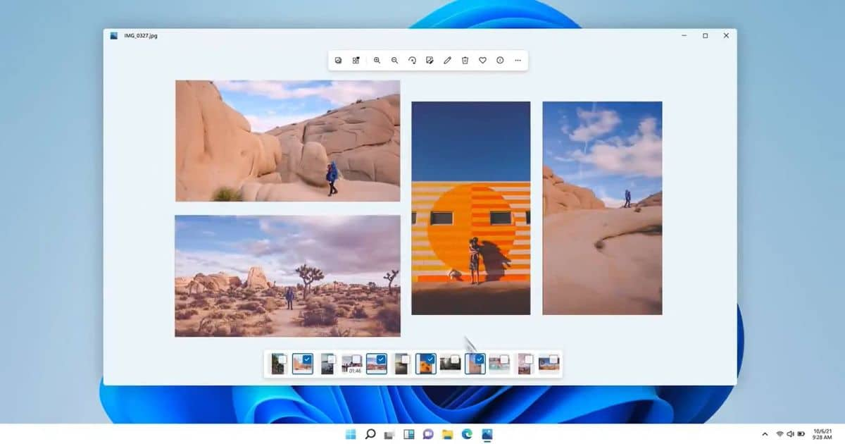 Photos Windows 11